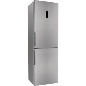 Réfrigérateur-congélateur Hotpoint XH8T1OX