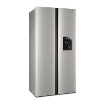 Réfrigérateur américain Continental Edison CERA612APPIX