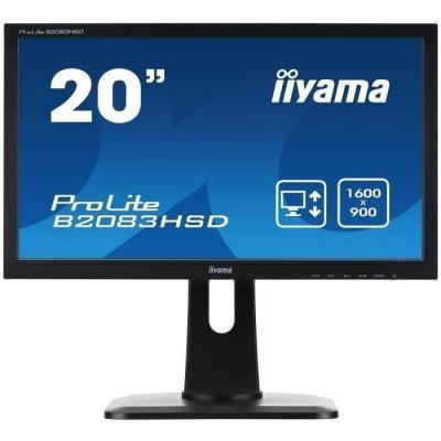 Écran PC Iiyama B2083HSD-B1
