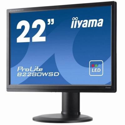 Écran PC Iiyama ProLite B2280WSD1