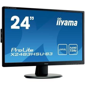 Écran PC Iiyama ProLite X2483HSU-B3