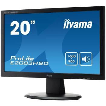 Écran PC Iiyama ProLite E2083HSD-B1