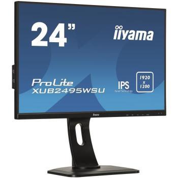 Écran PC Iiyama ProLite XUB2495WSU-B1