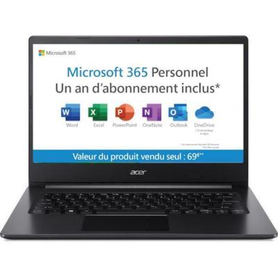 PC portable Acer Aspire A314-22-R7CF