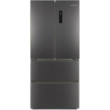 Réfrigérateur-congélateur Schneider SCWFD408BS