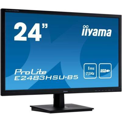 Écran PC Iiyama ProLite E2483HSU-B5