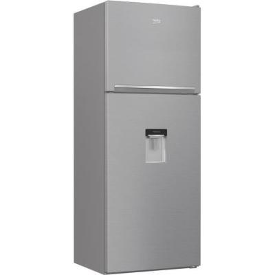 Réfrigérateur-congélateur Beko RDNE455K30DXBN