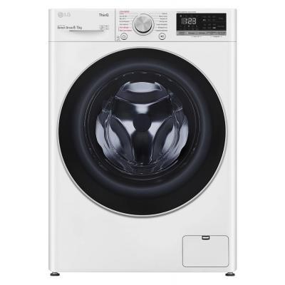 Lave-linge séchant LG F854N41WRS