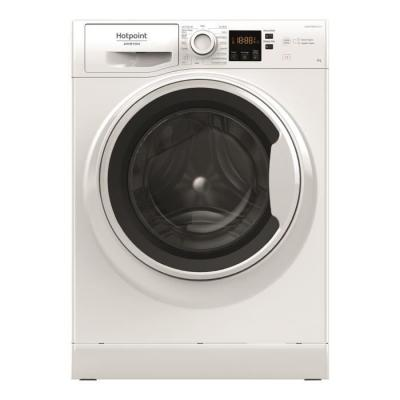 Lave-linge Hotpoint NSH843CWWFRN