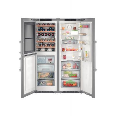 Réfrigérateur américain Liebherr SBSES8496