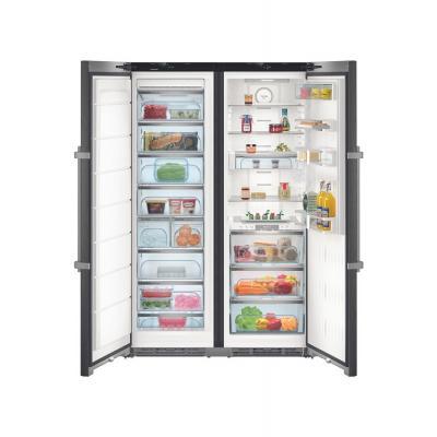 Réfrigérateur américain Liebherr SBSbs8683