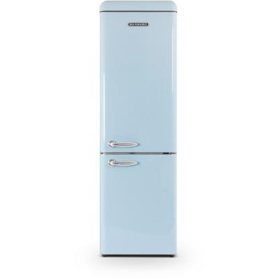 Réfrigérateur-congélateur Schneider SCCB250VBL
