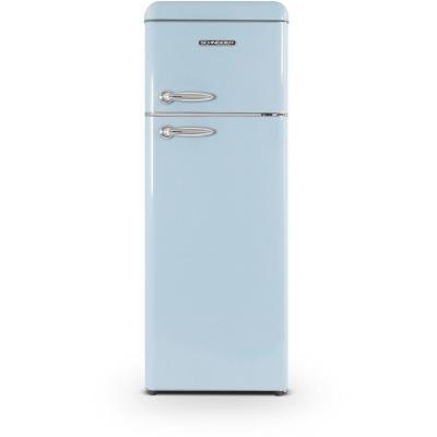 Réfrigérateur-congélateur Schneider SCDD208VBL