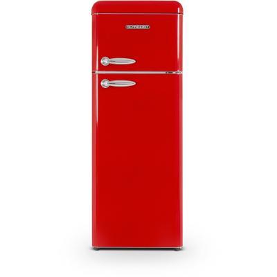 Réfrigérateur-congélateur Schneider SCDD208VR