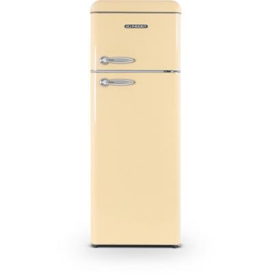 Réfrigérateur-congélateur Schneider SCDD208VCR