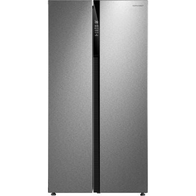Réfrigérateur américain Schneider SCSBS510IX - Réfrigérateur side by side