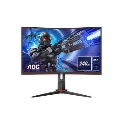 Écran PC AOC C32G2ZE/BK