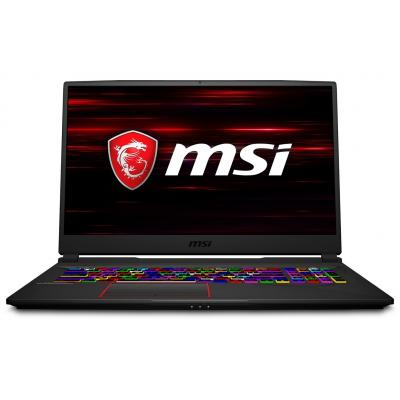 PC portable MSI GE75 Raider 10SF-476FR