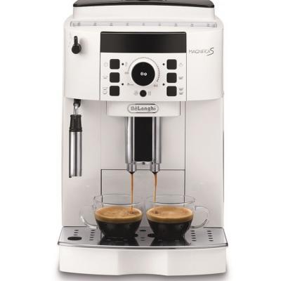 Machine à café broyeur Delonghi ECAM21.117.W MAGNIFICA S