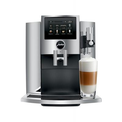 Machine à café broyeur Jura 15187 S8 Chrome
