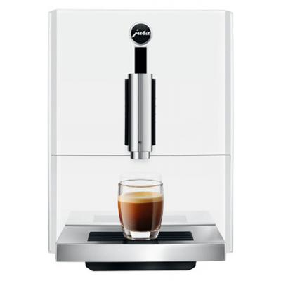 Machine à café broyeur Jura A1 PIANOWHITE 15171