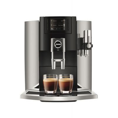 Machine à café broyeur Jura E8 Chrome
