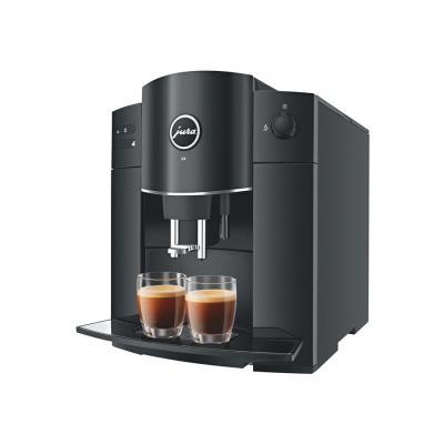 Machine à café broyeur Jura D4 Pianoblack