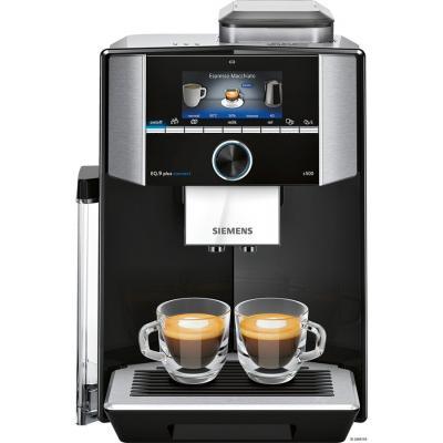 Machine à café broyeur Siemens EQ.9 PLUS S500 - TI9553X9RW