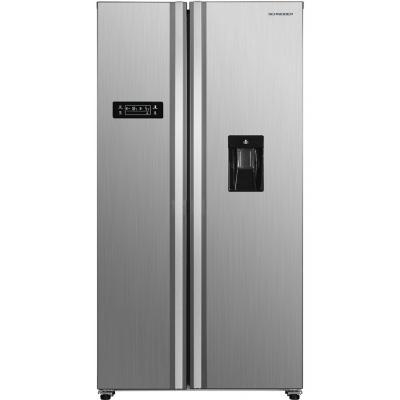 Réfrigérateur américain Schneider SCSBSWD436NFX