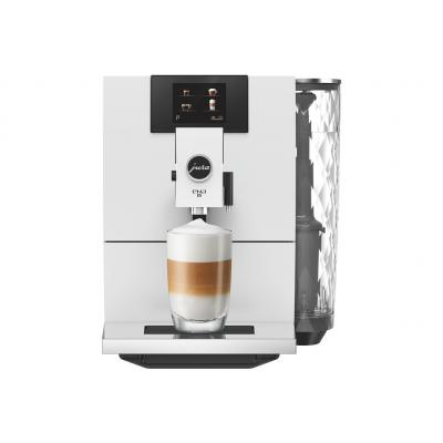 Machine à café broyeur Jura ENA8 Full Nordic White