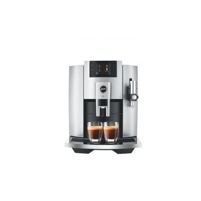 Machine à café broyeur Jura E8 Silver (EB) 15336