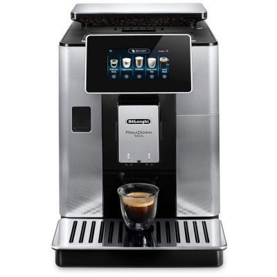Machine à café broyeur Delonghi ECAM610.75.MB PRIMADONNA SOUL