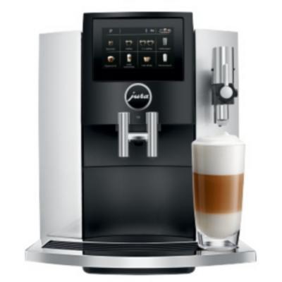 Machine à café broyeur Jura Jura S8 Silver