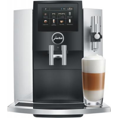Machine à café broyeur Jura Jura S8 Moonlight Silver