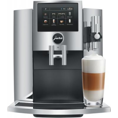 Machine à café broyeur Jura Jura S8 Chrome EA