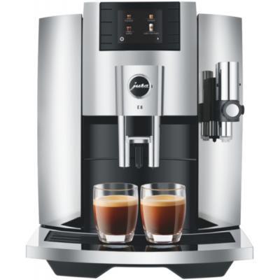 Machine à café broyeur Jura Jura E8 Chrome EB