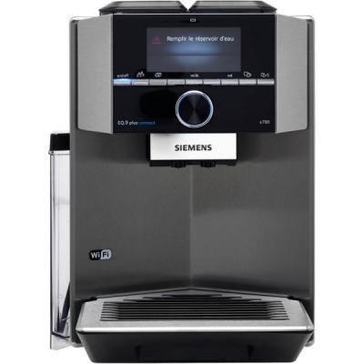 Machine à café broyeur Siemens TI9573X1RW AUTO EQ9+ S700