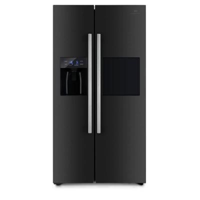 Réfrigérateur américain Continental Edison CERA492DHB
