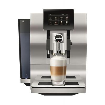 Machine à café broyeur Jura Z8 Aluminium