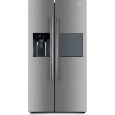 Réfrigérateur américain Continental Edison CERA492DHIX