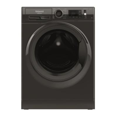 Lave-linge Hotpoint NM11823BKFRN