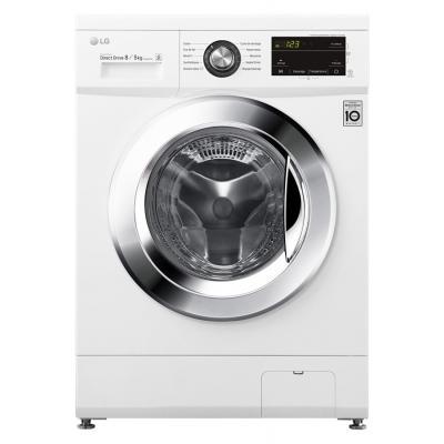 Lave-linge séchant LG F854M22WR