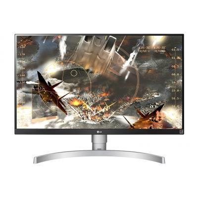 Écran PC LG 27UL650-W