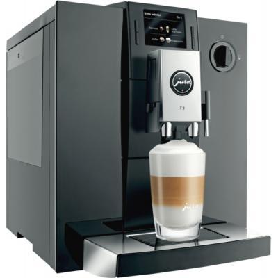 Machine à café broyeur Jura F9 Pianoblack