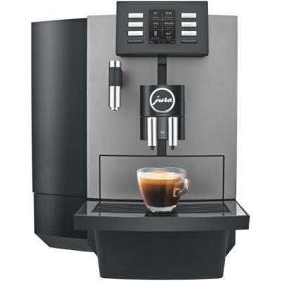 Machine à café broyeur Jura Jura X6 Dark inox EA