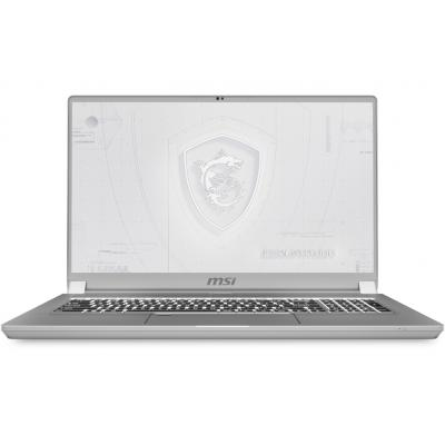 PC portable MSI WS75 10TM