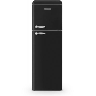 Réfrigérateur-congélateur Schneider SCDD308VB