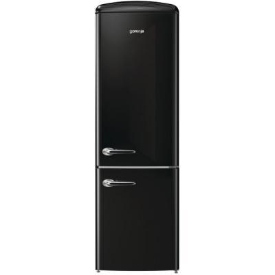 Réfrigérateur-congélateur Gorenje ORK192BK