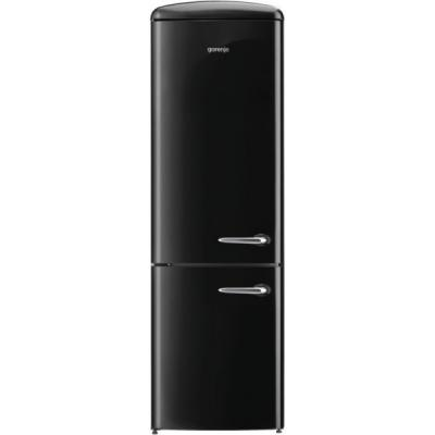 Réfrigérateur-congélateur Gorenje ORK192BK-L