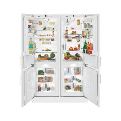 Réfrigérateur américain Liebherr SBS66I2B